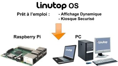 Linutop OS demo gratuite