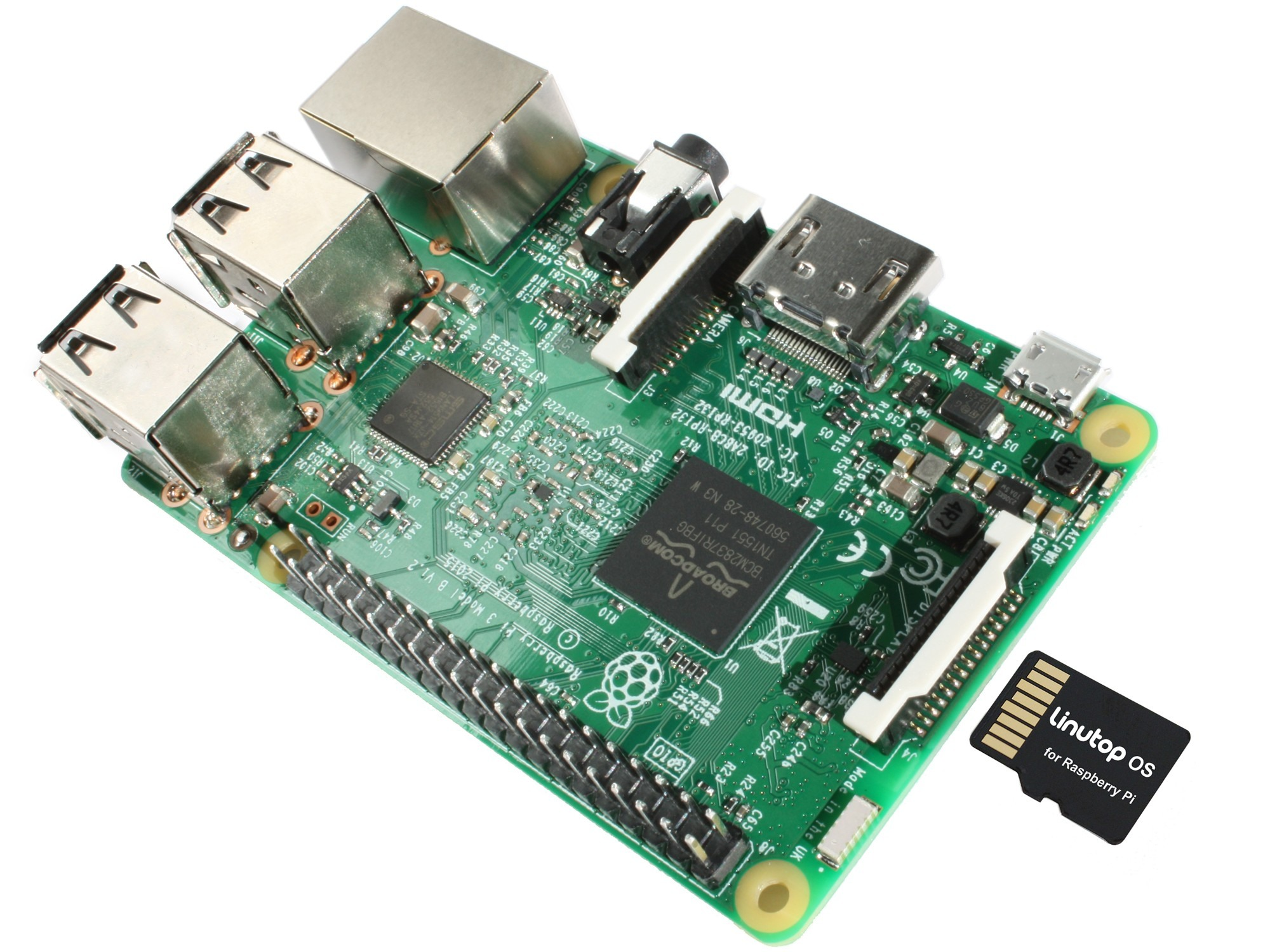 Raspberry pi 3 ros image download