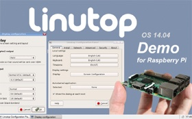 Linutop XS card size